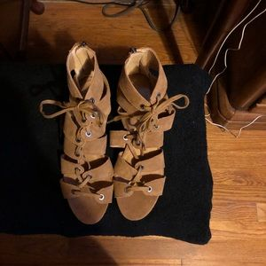 Lucky Brand Genevie sandals